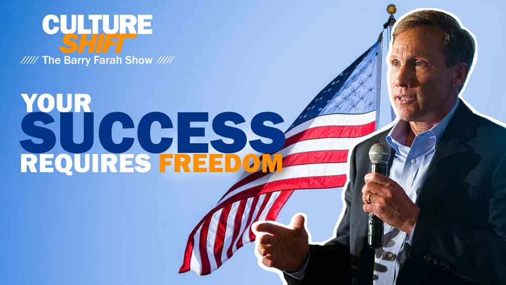Your Success Requires Freedom