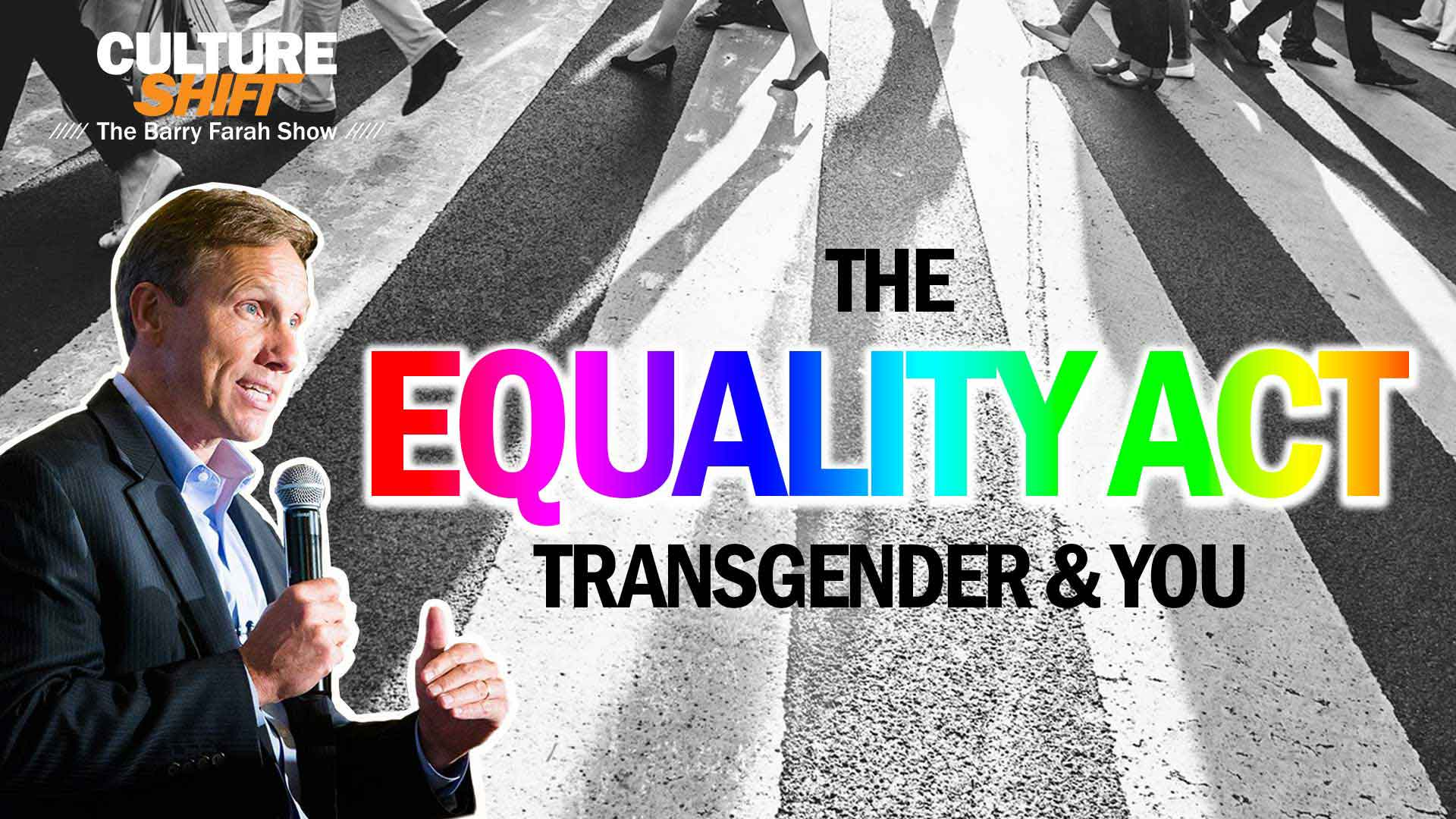 The Equality Act: Transgender and You
