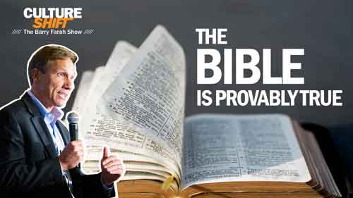 The Bible is Provably True