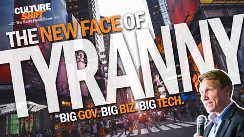 The New Face of Tyranny