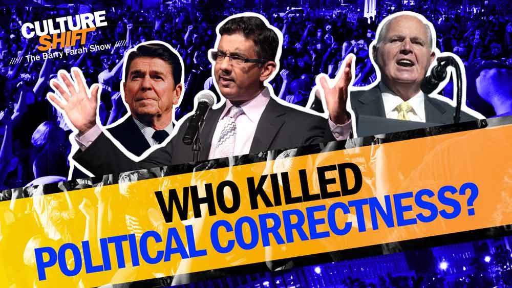 Who Killed Political Correctness?