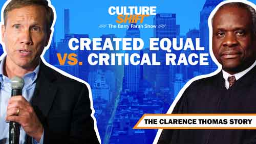 Created Equal vs. Critical Race (The Clarence Thomas Story)