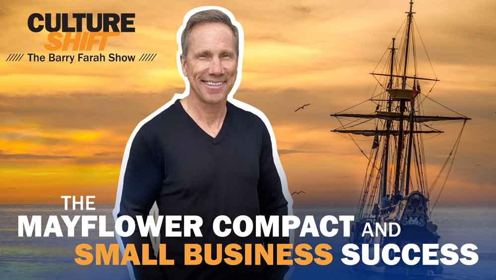 The Mayflower Compact and Small Business Success