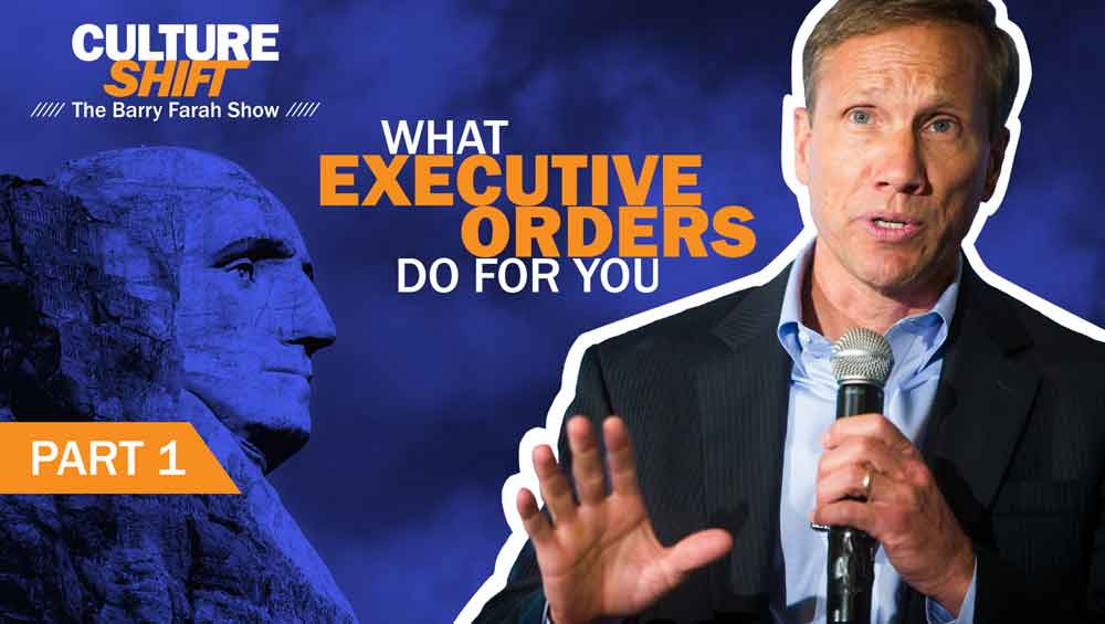 What Executive Orders Do for You Part 1