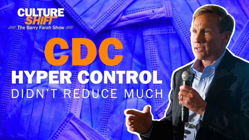 CDC: Hyper Control Didn't Reduce Much