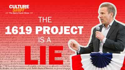 The 1619 Project is a Lie