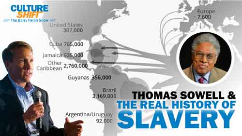 Thomas Sowell and the Real History of Slavery