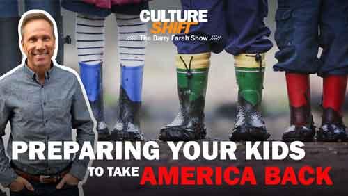 Preparing Your Kids to Take America Back