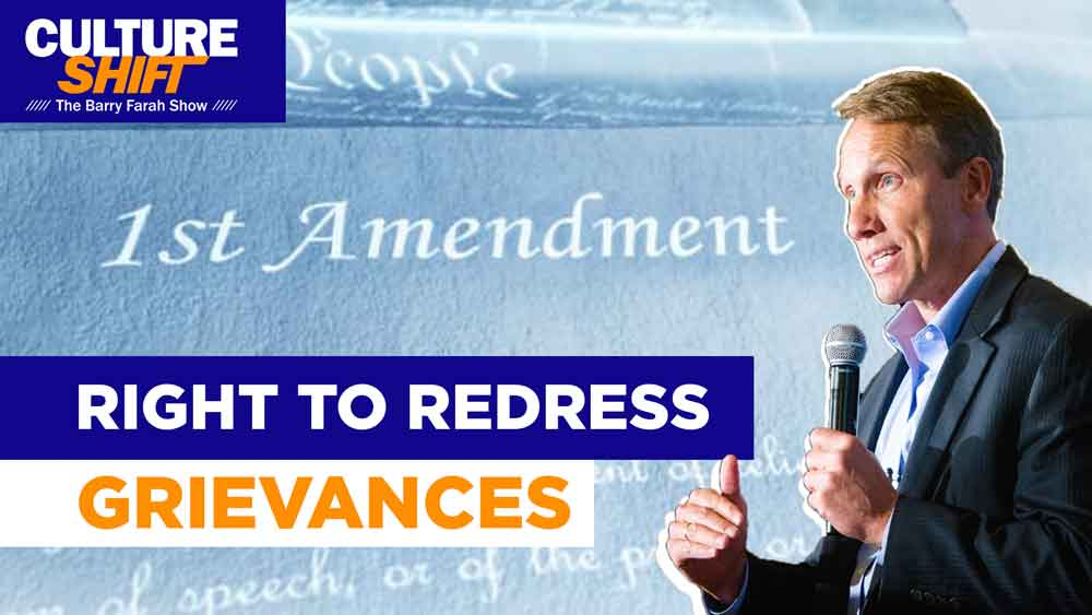 Right to Redress Grievances