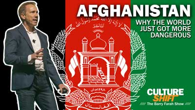 Afghanistan: Why The World Just Got More Dangerous